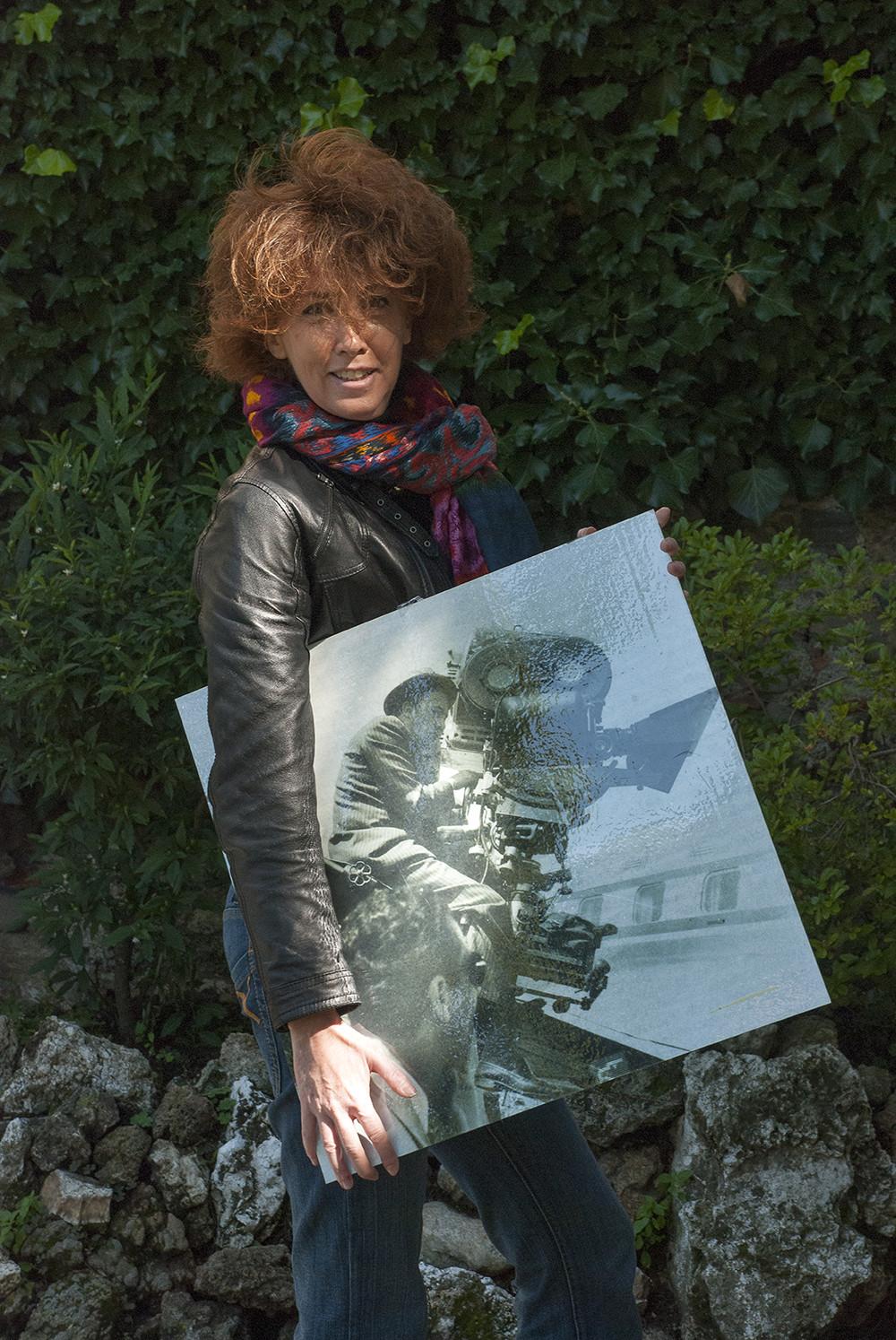 Francesca Fabbri Fellini, nipote del grande regista