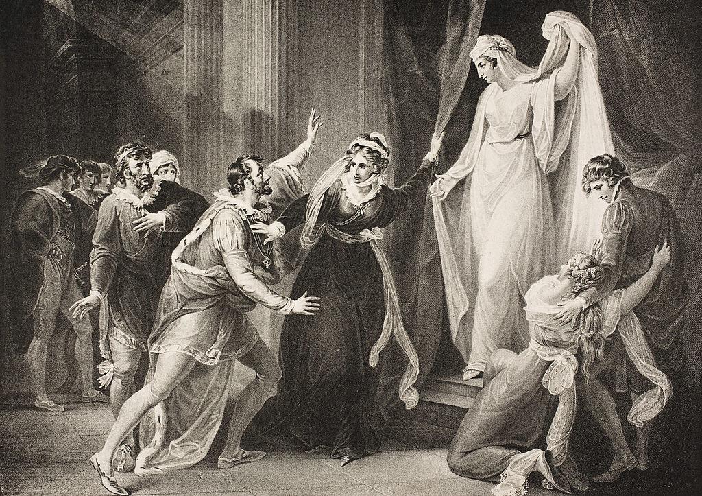 The Winter´s Tale. Act V. Scene III