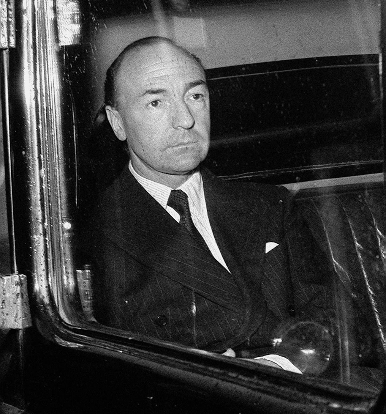 John Profumo after his resignation.