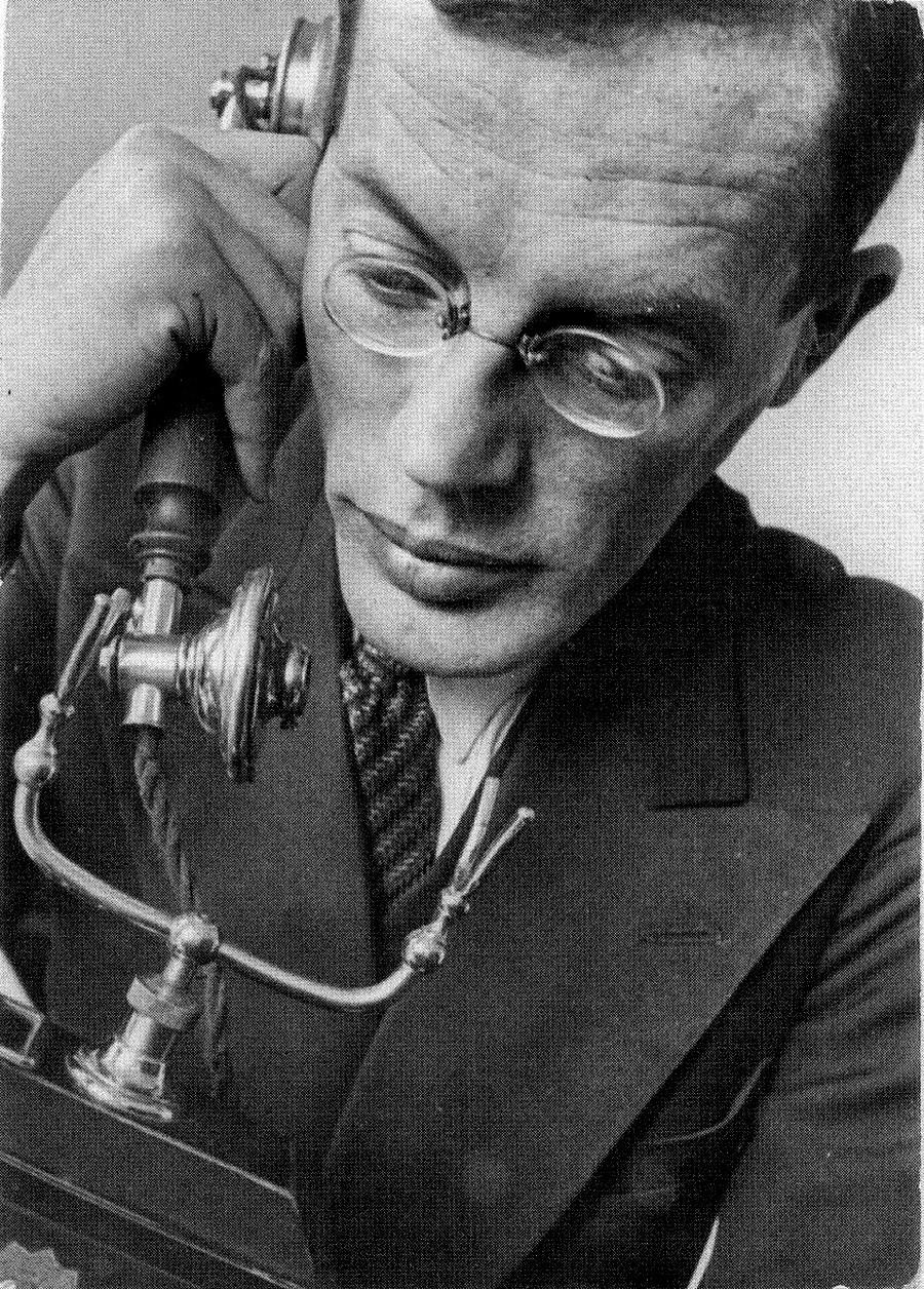 Илья Ильф. Фото начала 1930-х