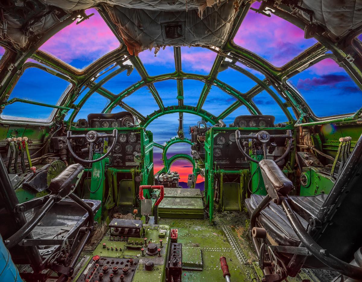 Советский стратегический бомбардировщик Ту-4