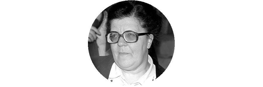 Оlga Larionova (roj. 1935)