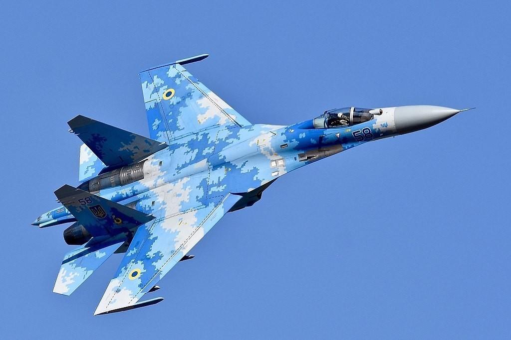 Ukrajinski Su-27