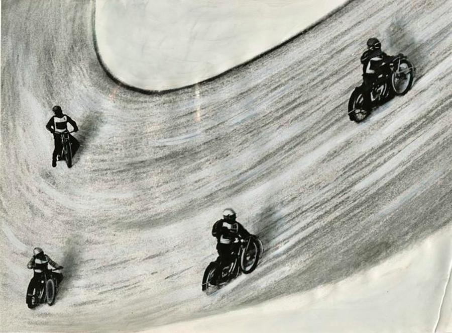 Speedway World Championship.