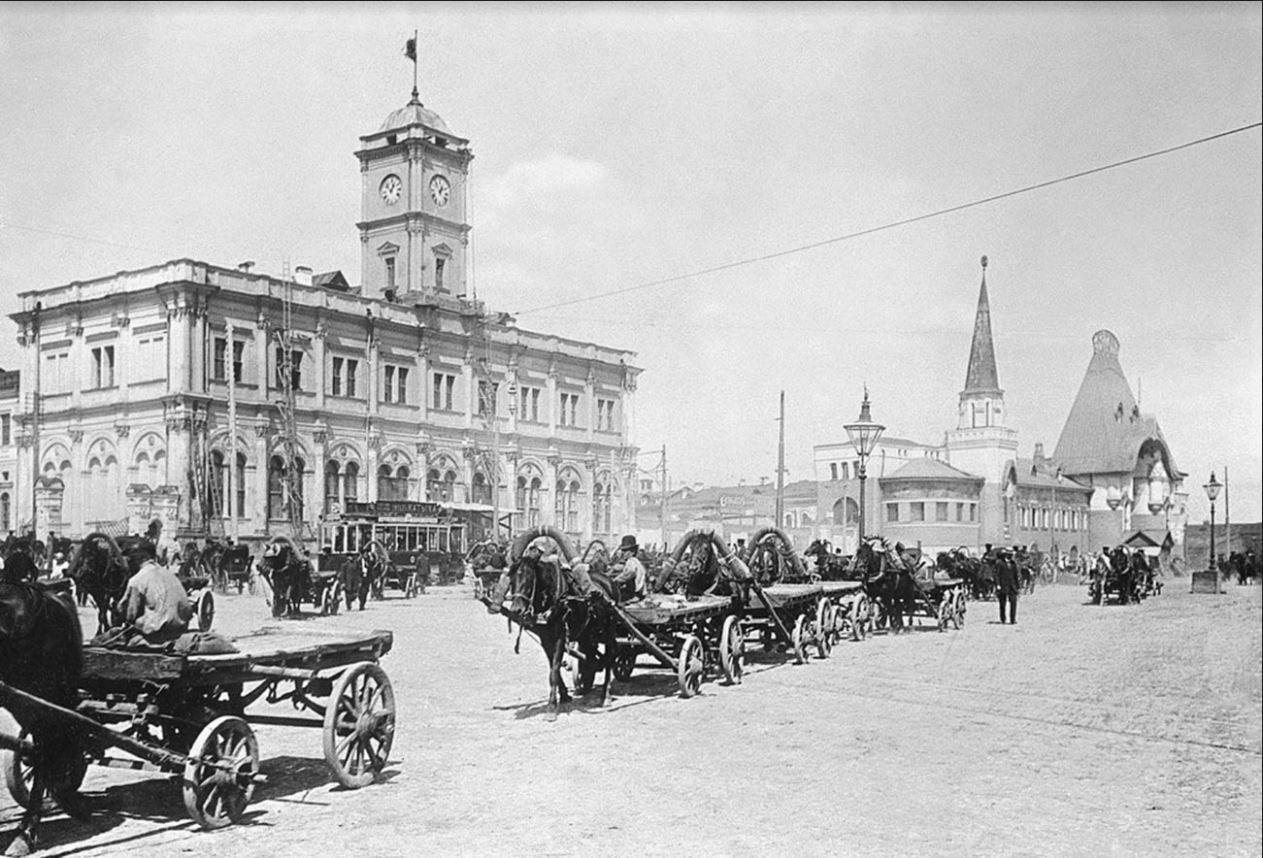 Naum Granovski. Kalančovski trg, 1929