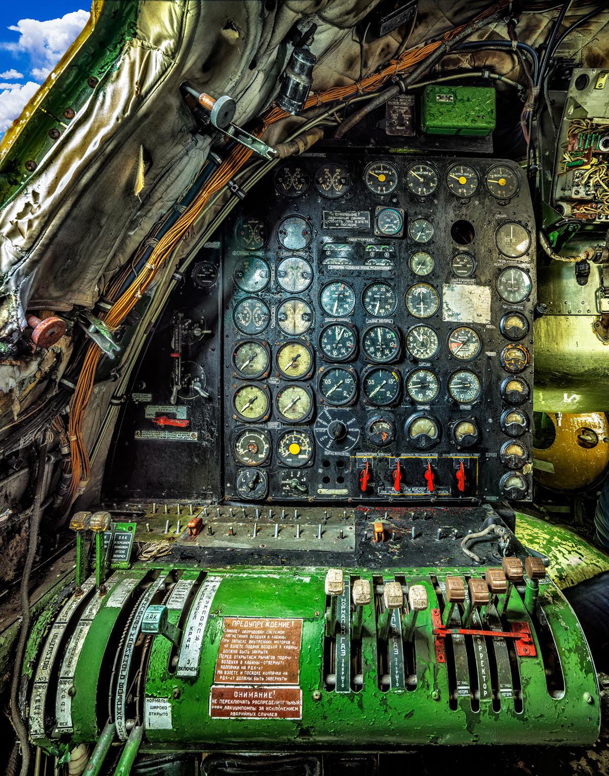 The Tupolev Tu-4