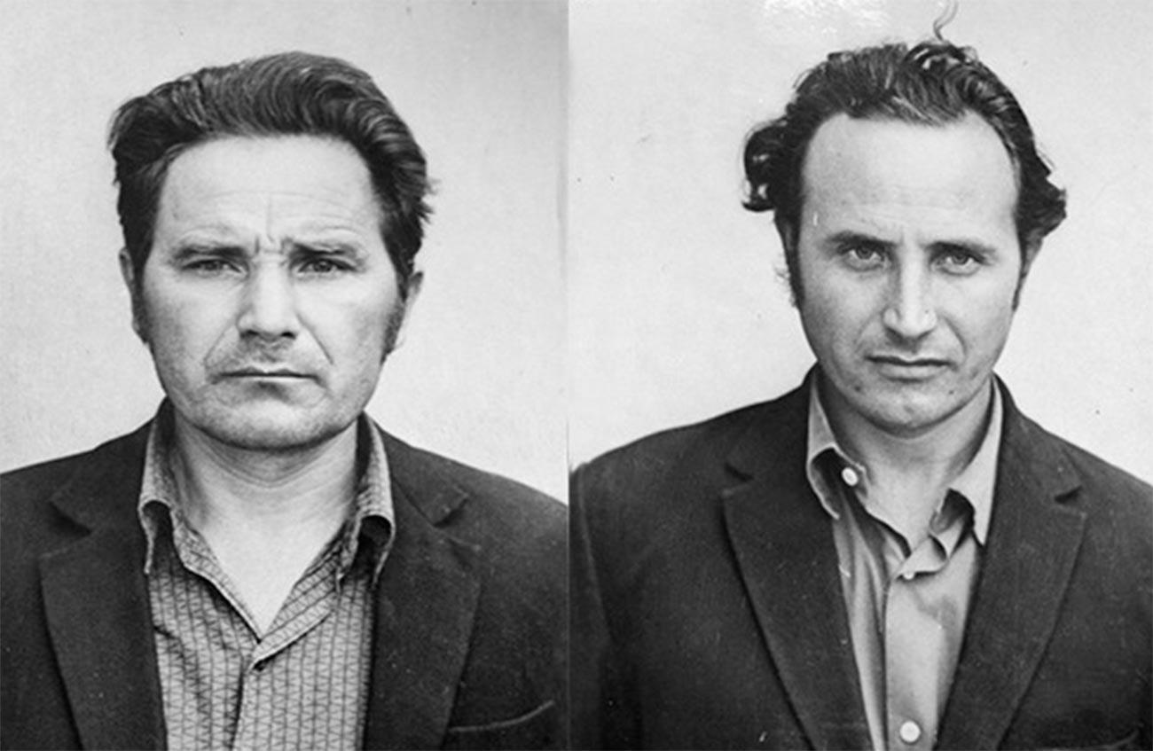 Brothers Tolstopyatov.