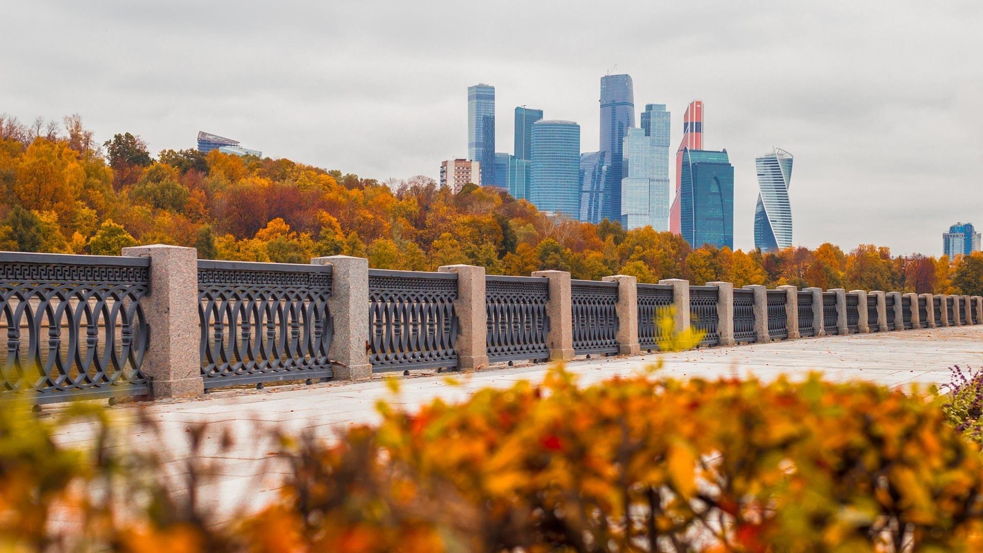 Jesen na moskovskih nabrežjih