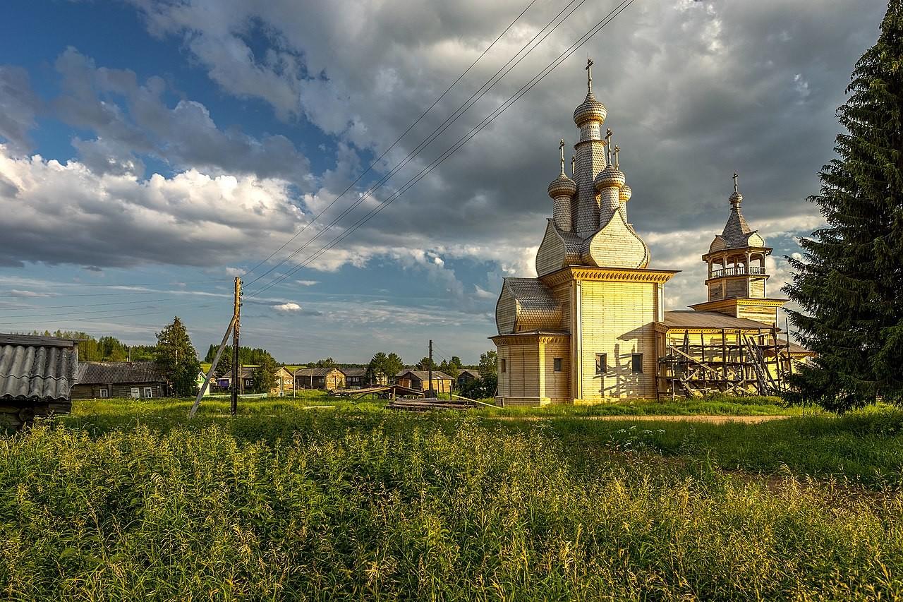 Црква Пресвете Богородице Одигитрије