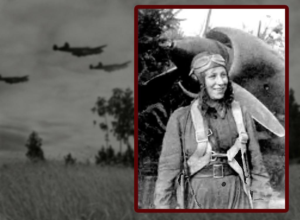 エカテリーナ・ゼレンコと彼女が乗った軽爆撃機Su-2