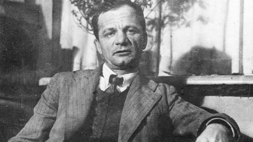 Andrei Platonov, 1948