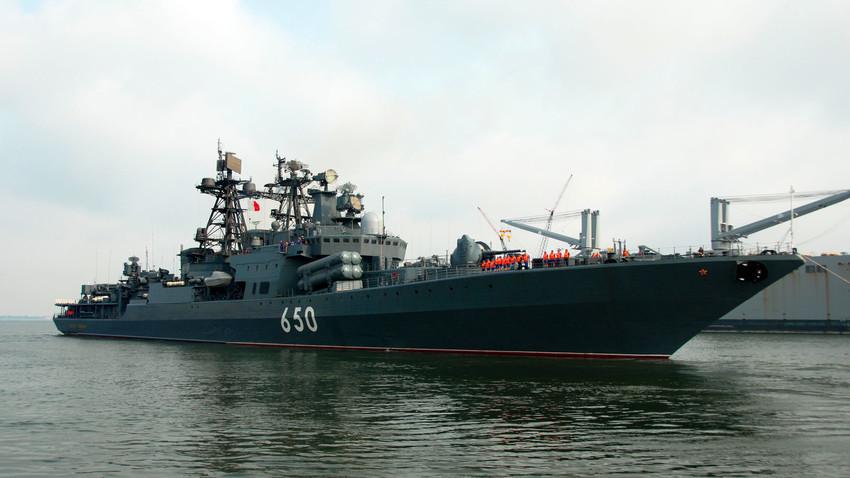 """""""Admiral Čabanenko"""""""