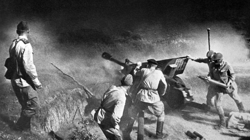 25. јун 1942. Битка за Кавказ.