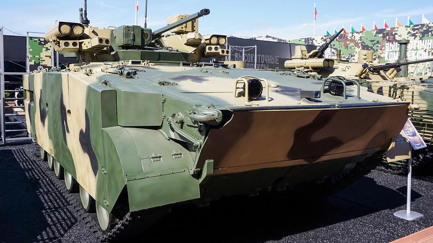 BMP-3M Manul with TKB-947 Bumerang-BM turret)