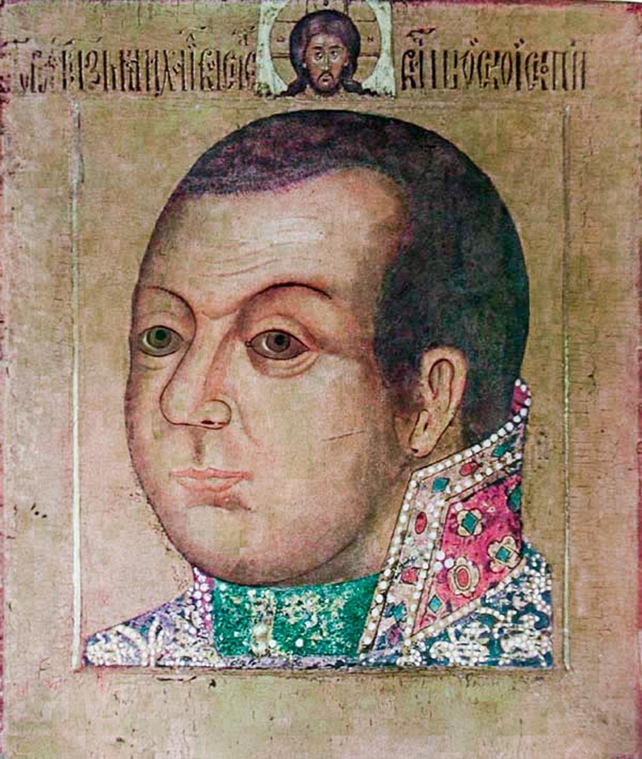 Кнезот Михаил Василевич Скопин-Шујски
