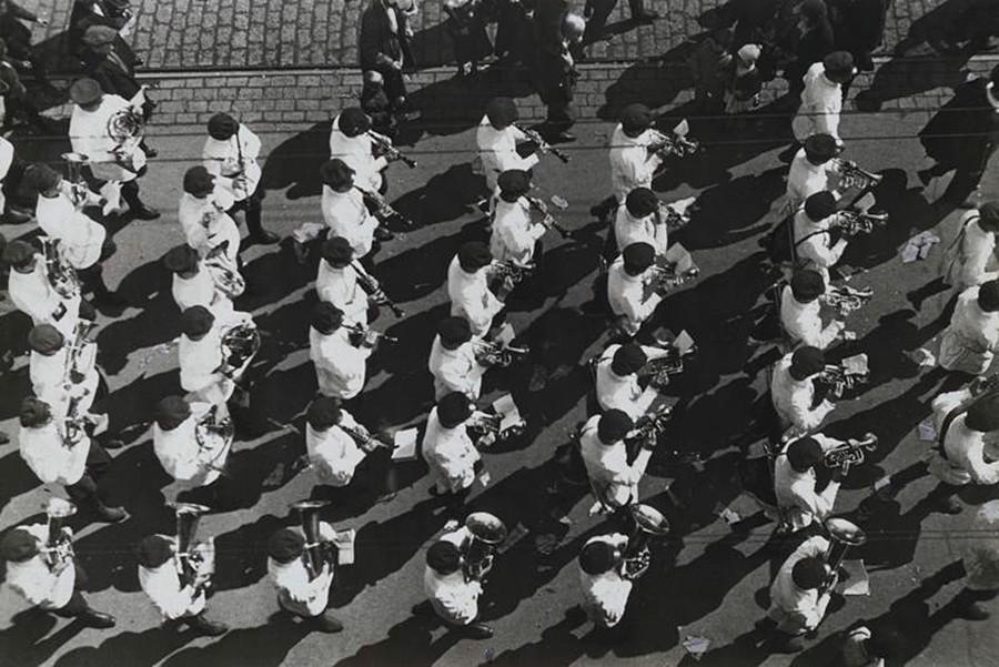L'orchestra, 1929