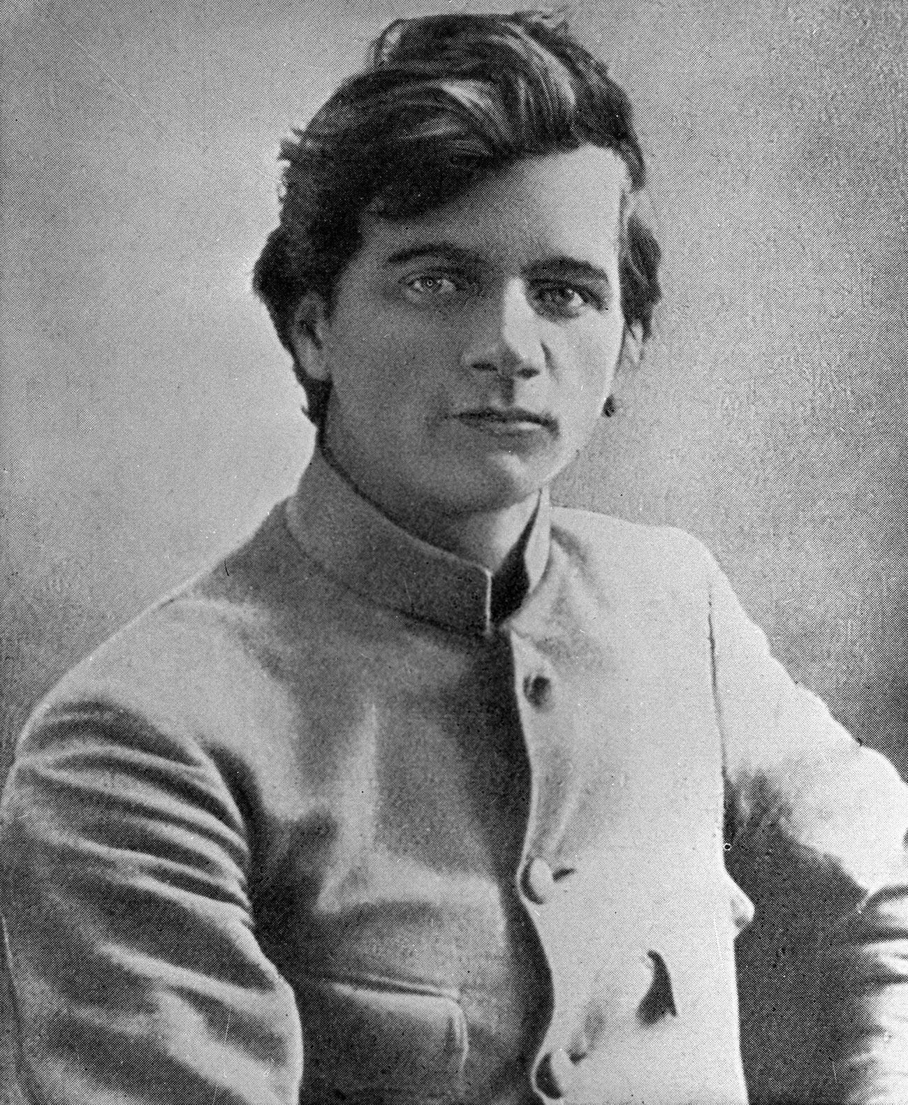 Andréi Platónov, 1925.