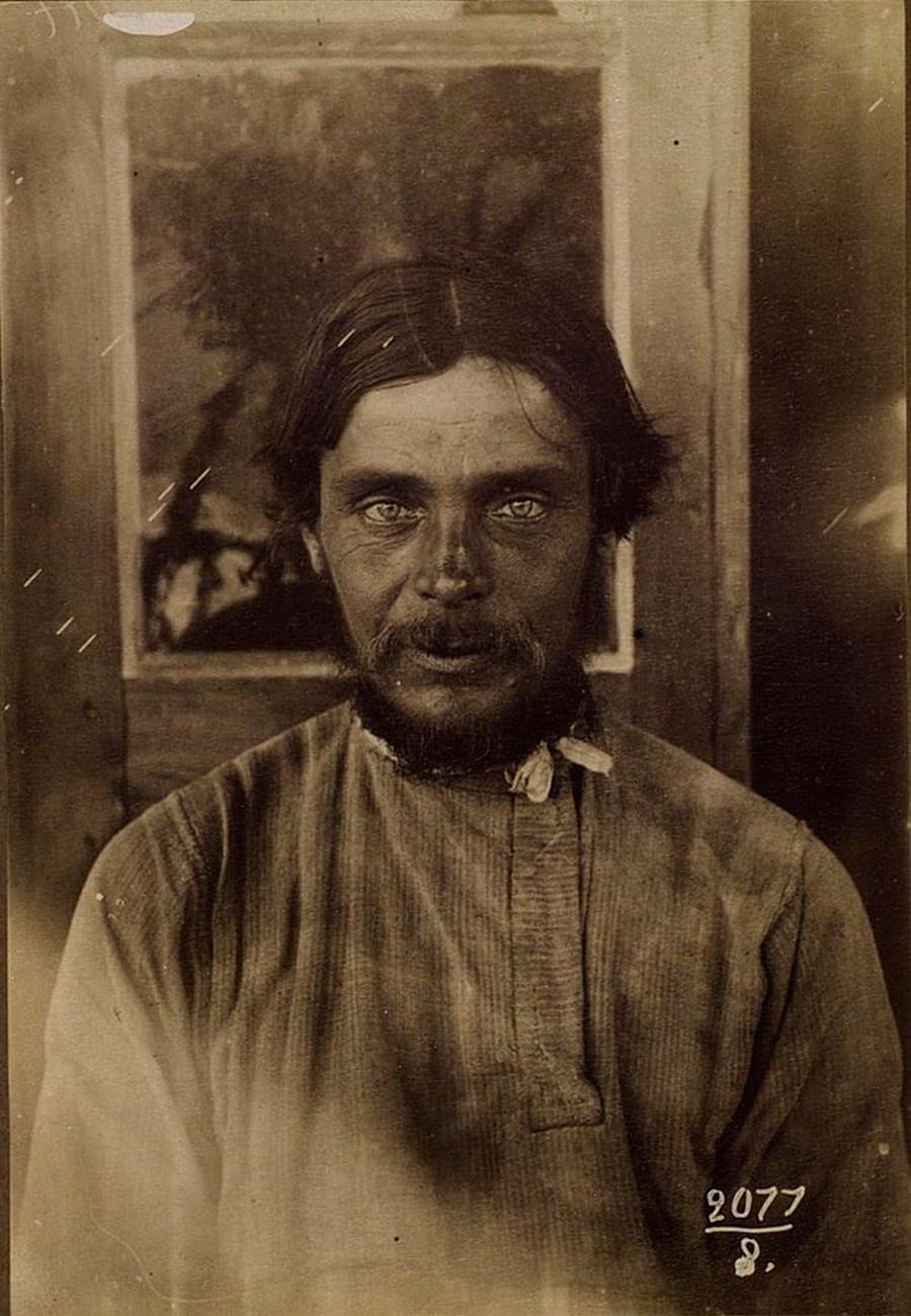 Руски сељак, Рјазањска губернија, 1900 - 1906.