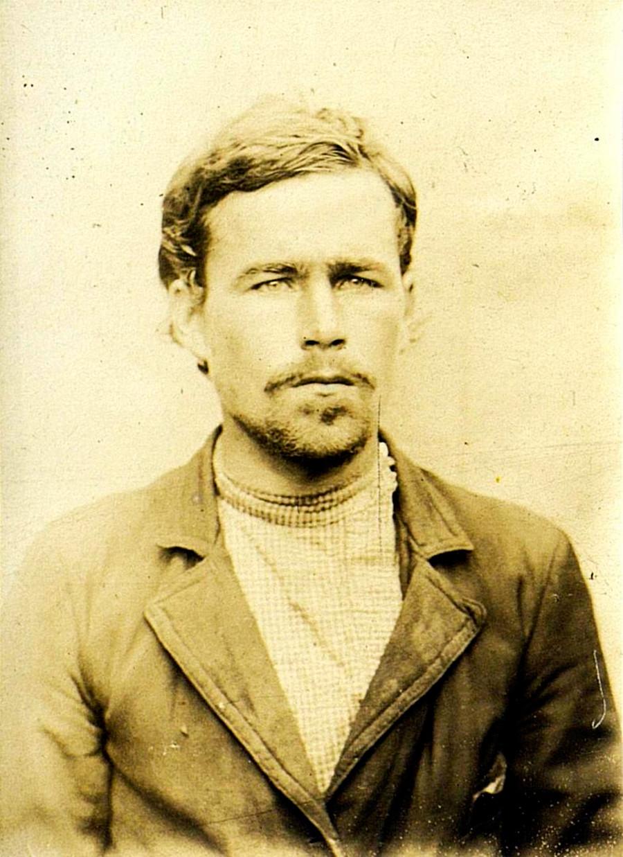 Припадник угро-финског народа Коми (стари назив Зирјани), Вологодска губернија, 1906.