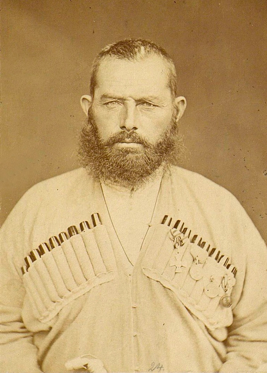 Аварац из Дагестана, 1883.