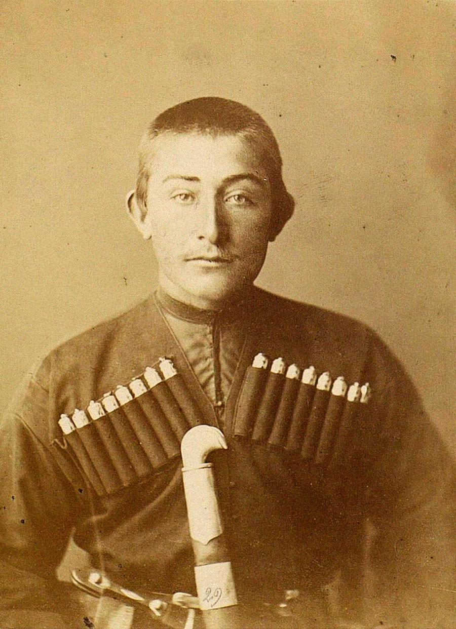 Припадник дагестанског мањинског народа Лакци, 1883.