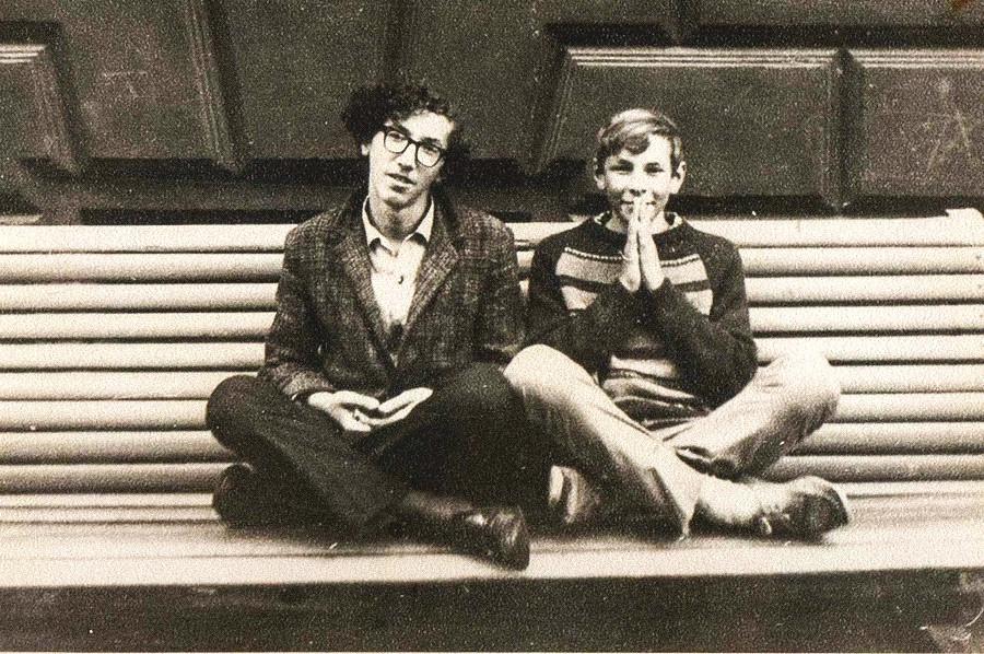 Jeunesse des années 60