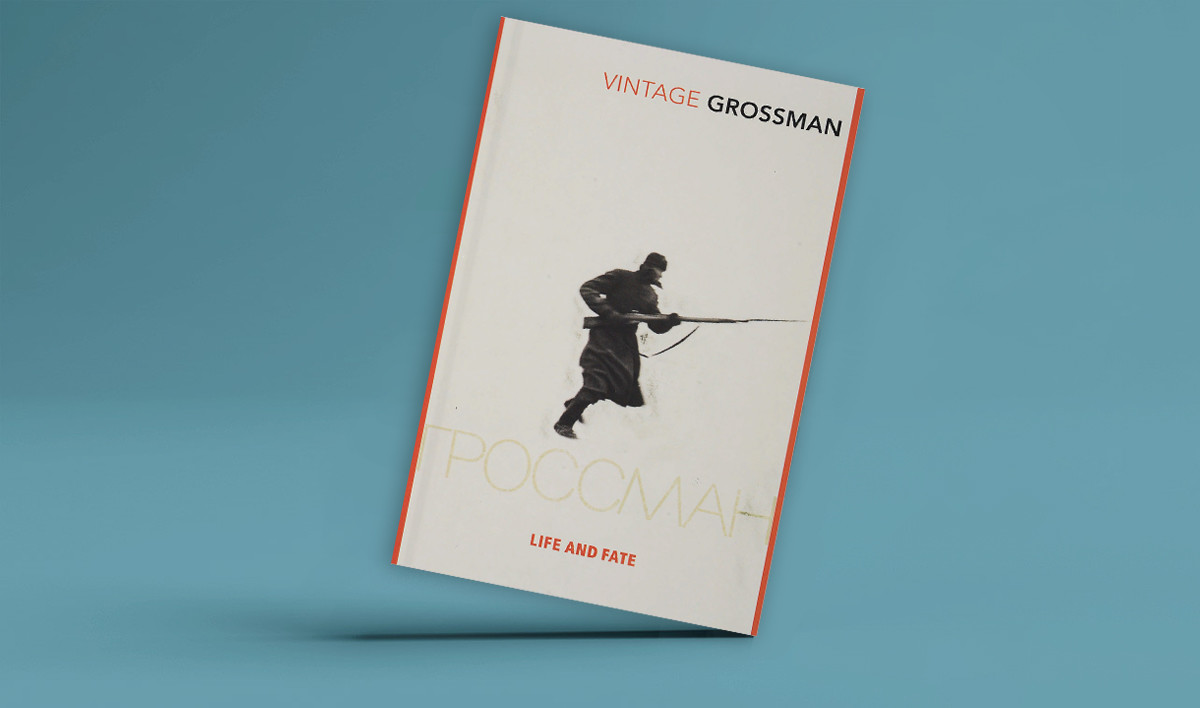 Grossman's magnum opus, 'Life And Fate.'