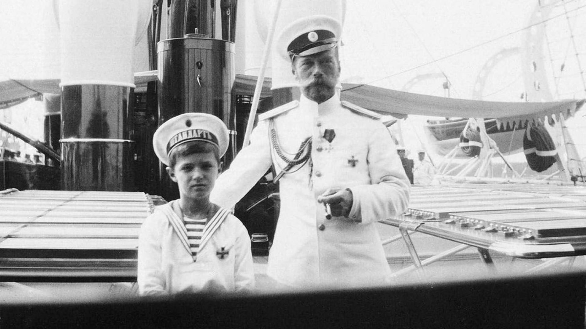 ニコライ2世の最も愛した船(写真特集) - ロシア・ビヨンド