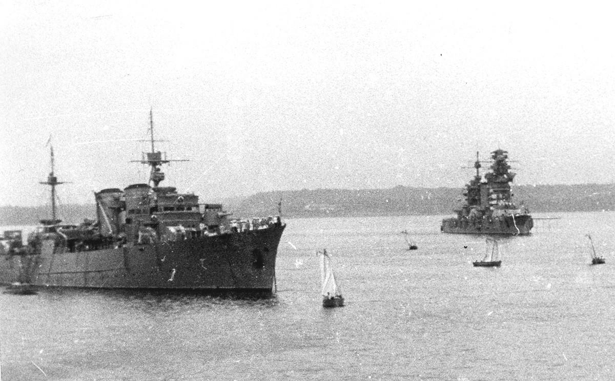 「マルティ号」機雷敷設艦