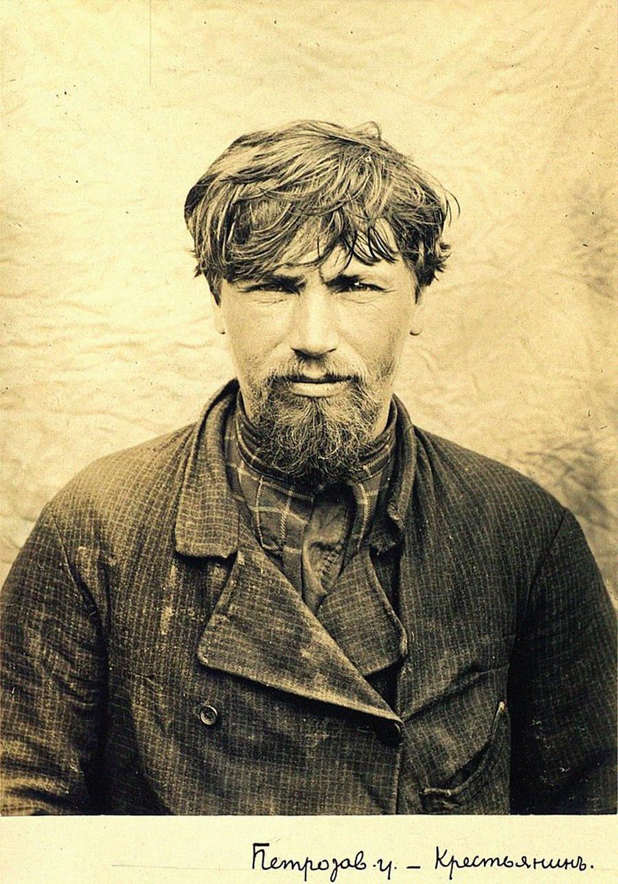 カレリア人農民、ペトロザヴォツク(オロネツ県、現カレリア共和国)、1900年ー1905年