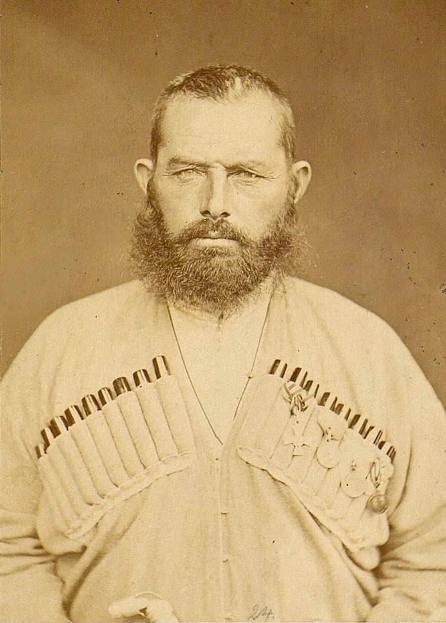 アヴァール人、ダゲスタン、1883年
