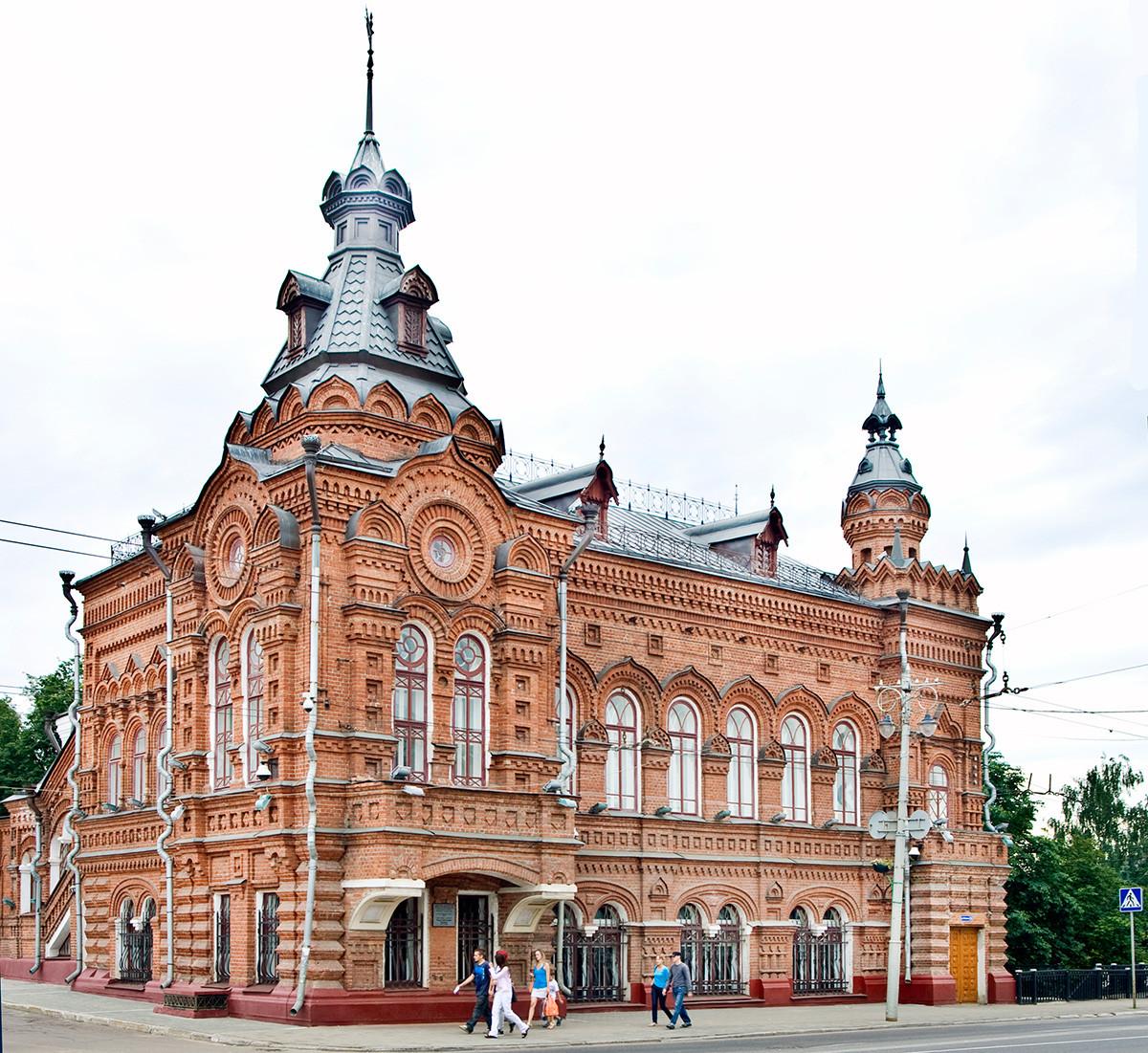 Vladimir City Council (duma) building. July 28, 2009