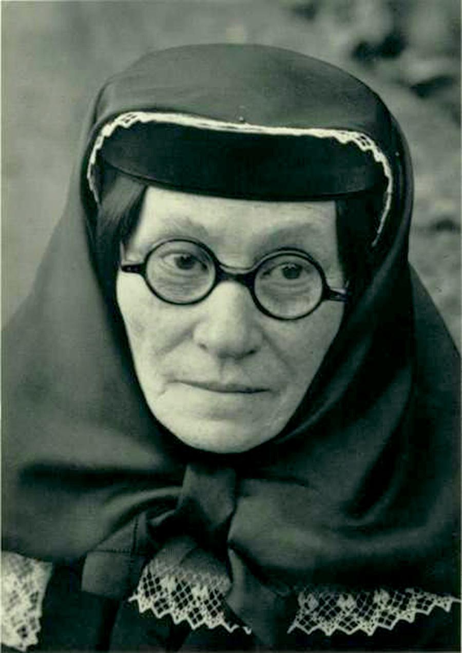 ヨシフ・スターリンの母エカテリーナ・ジュガシヴィリ