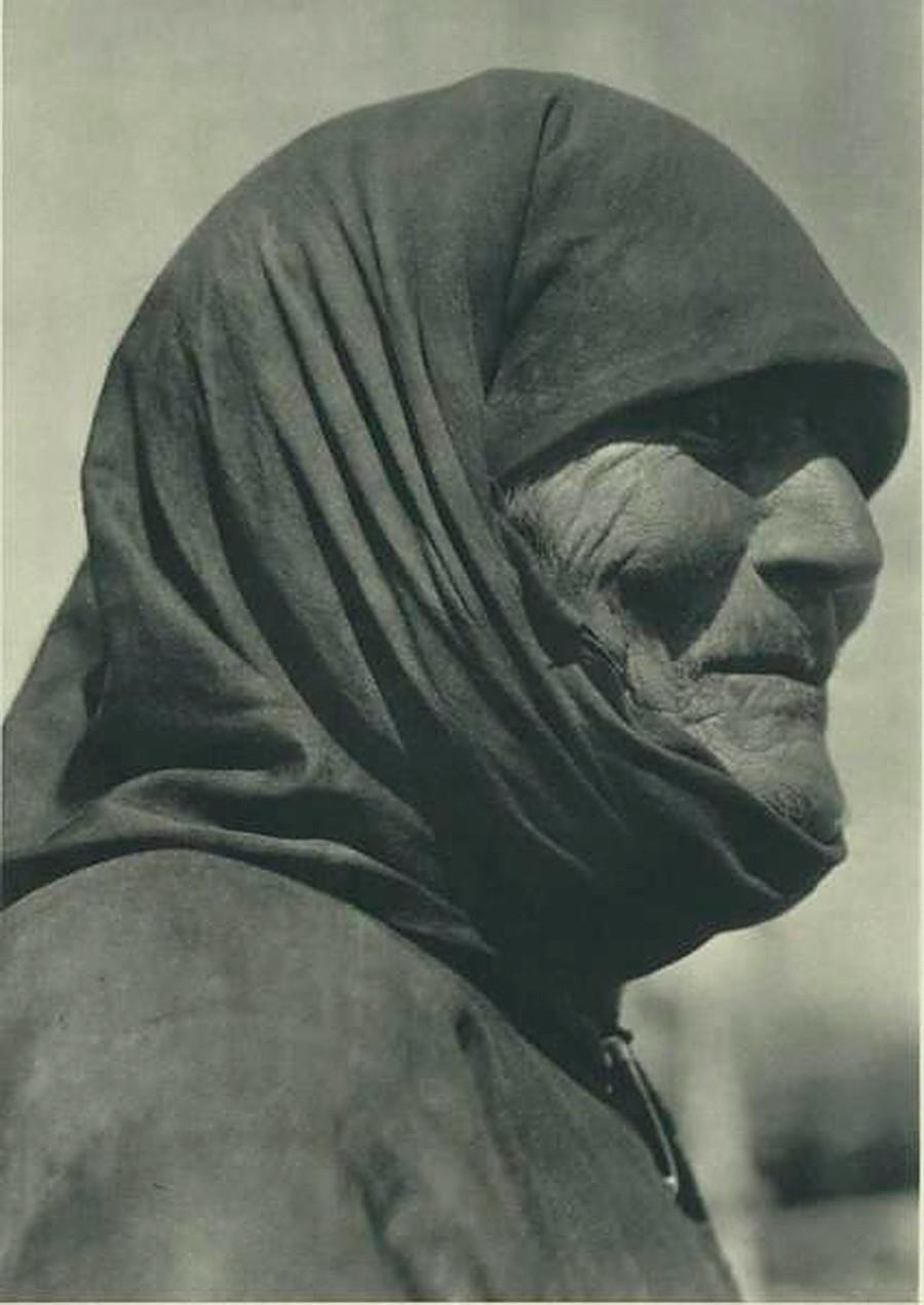 ヨシフ・スターリンの伯祖母
