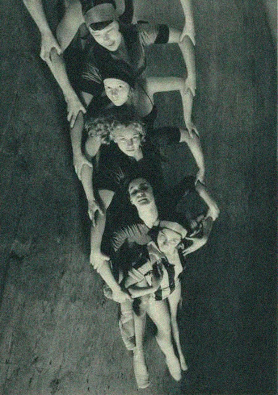 Escuela de ballet en Moscú