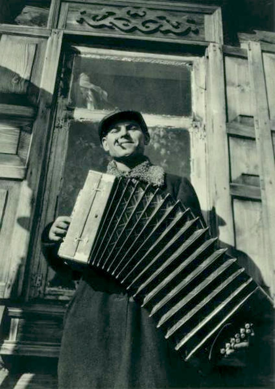 Serenata soviética