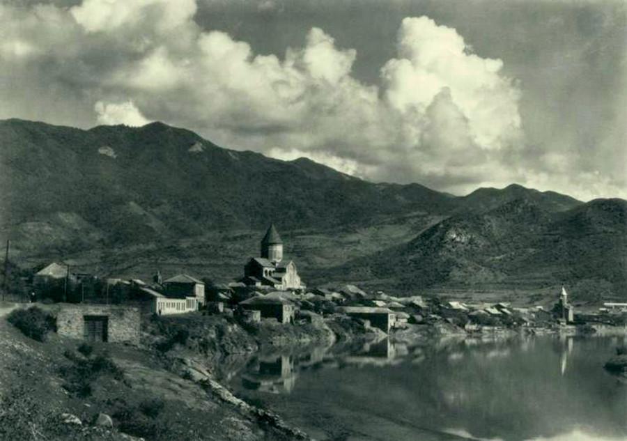 Mtskheta, la antigua capital de Georgia