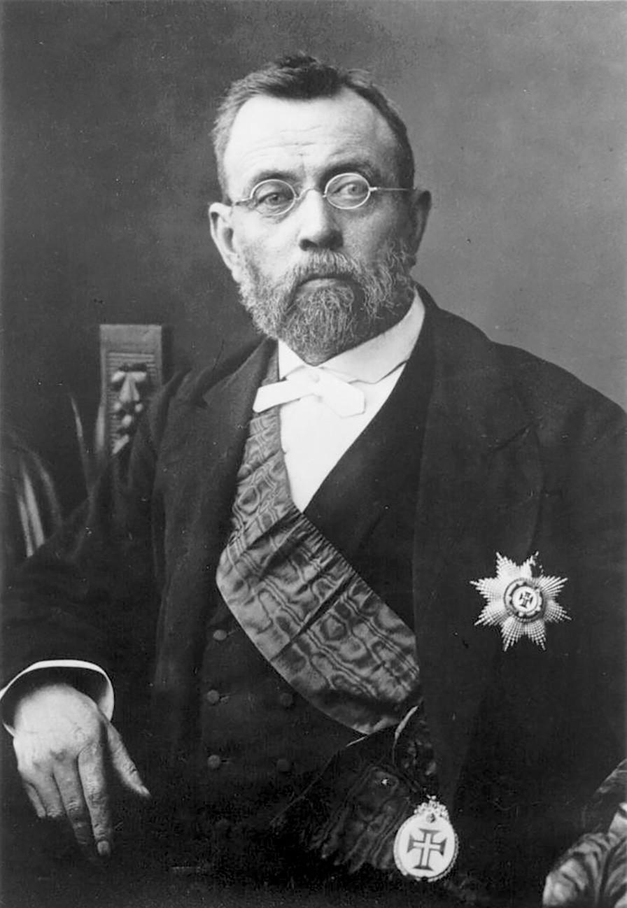 Барон Мюллер.