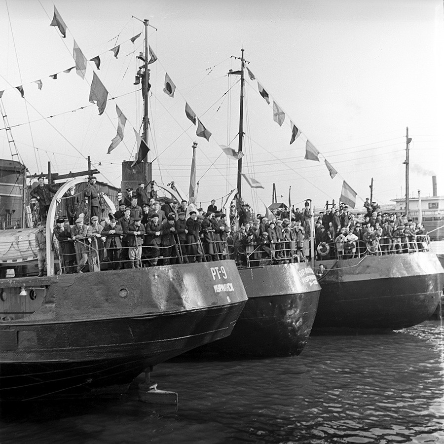 Northern fleet