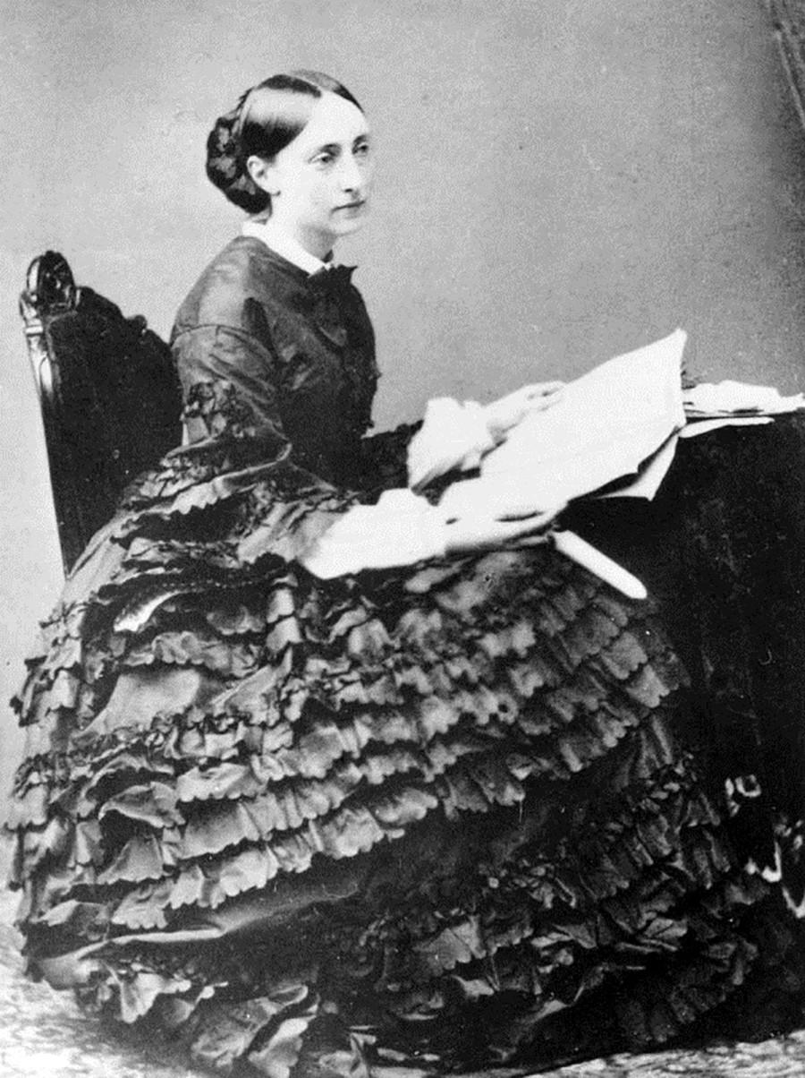 オリガ・ニコラエヴナ、ヴュルテンベルクの女王