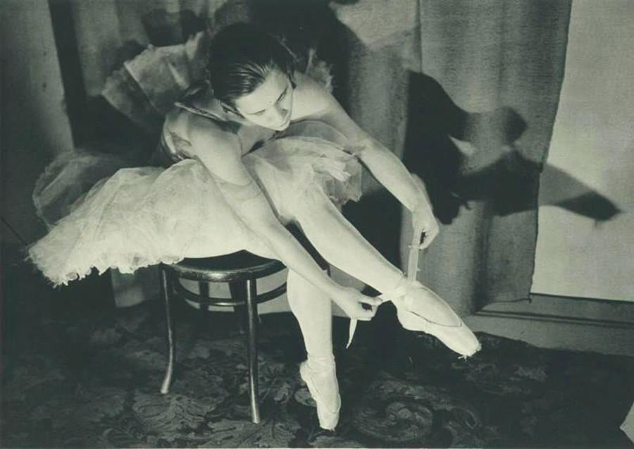 Марина Семенова – прима-балерина Большого театра