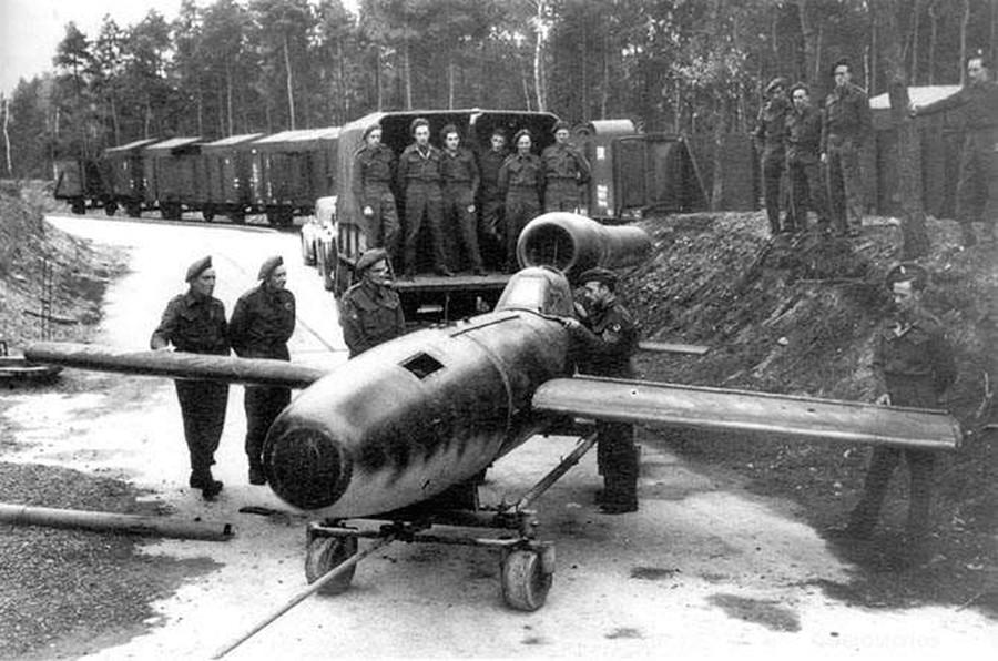 Fi 103R «Райхенберг».