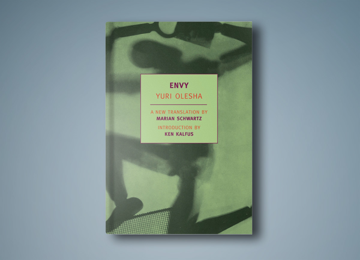 Literary critics called 'Envy' the pinnacle of Olesha's career.