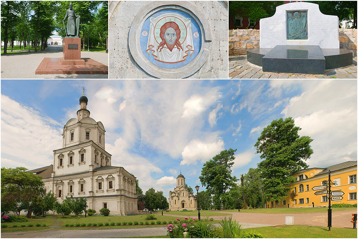 Il monastero del Salvatore e di Andronico