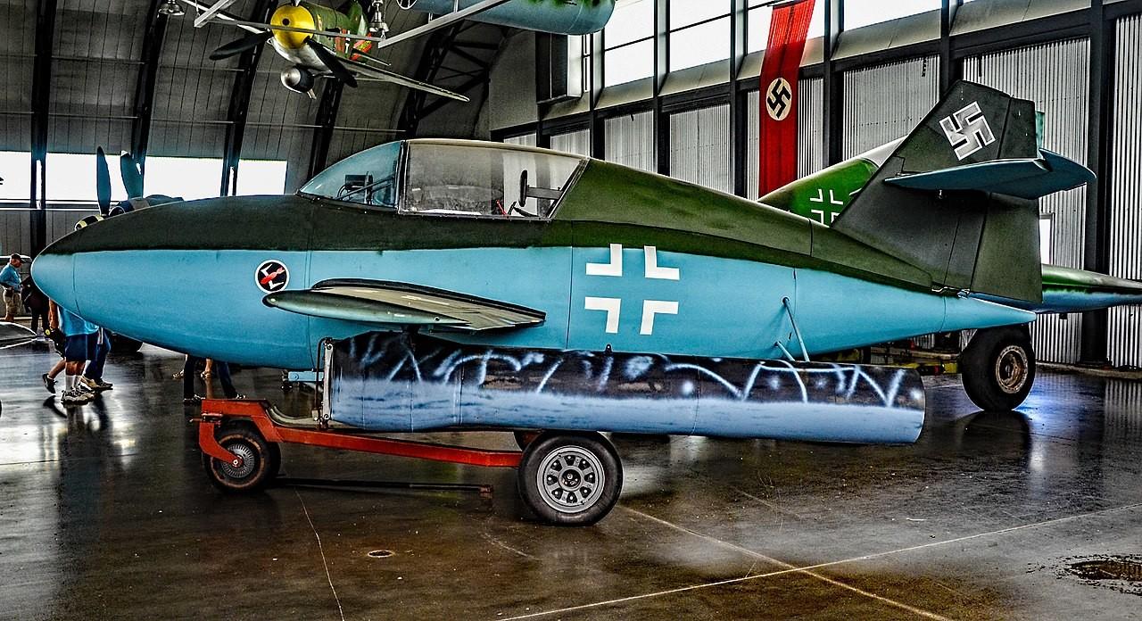 Un Messerschmitt Me 328