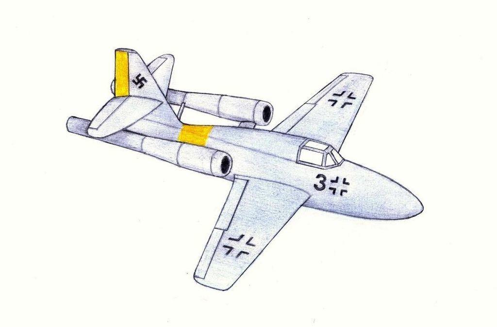 Messerschmitt Me 328 B