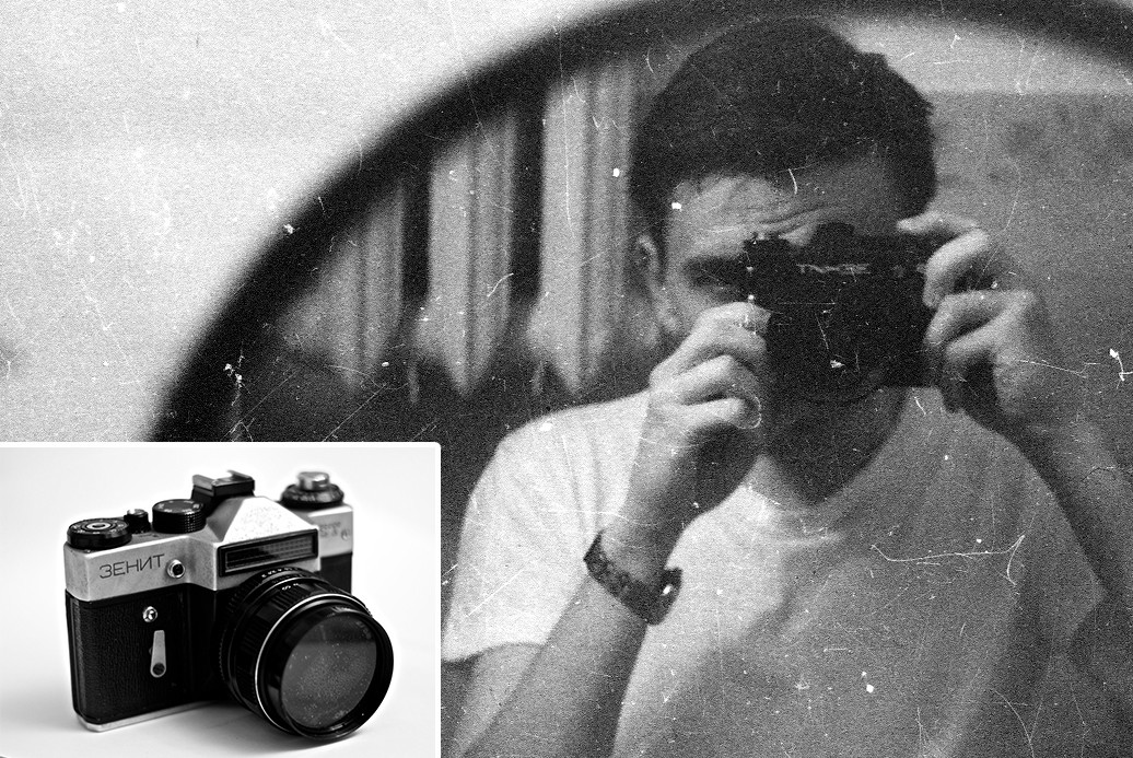 La macchina fotografica era tra i gadget più gettonati del periodo sovietico