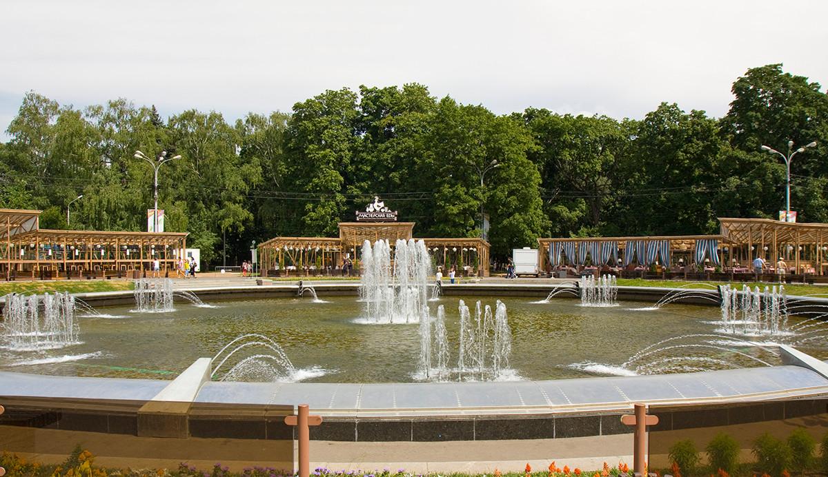 Il parco Sokolniki