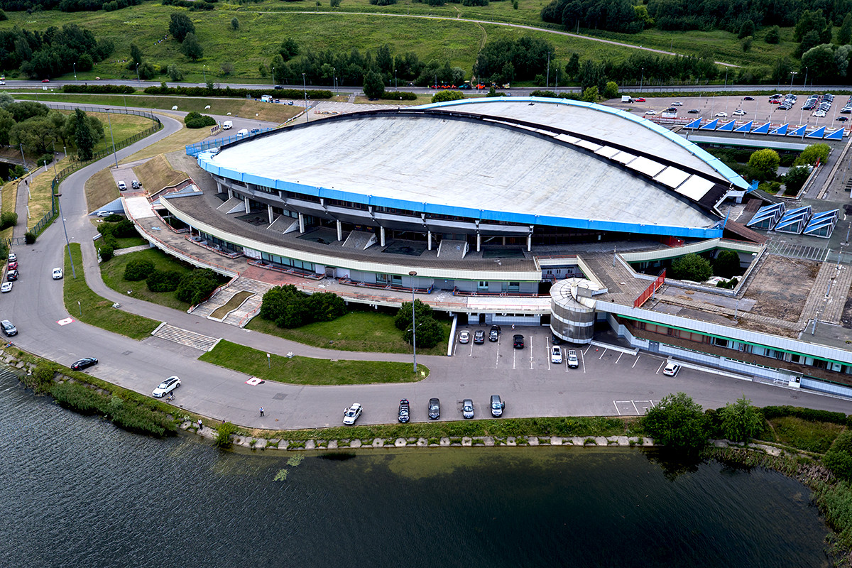 L'impianto sportivo di Krylatskoe