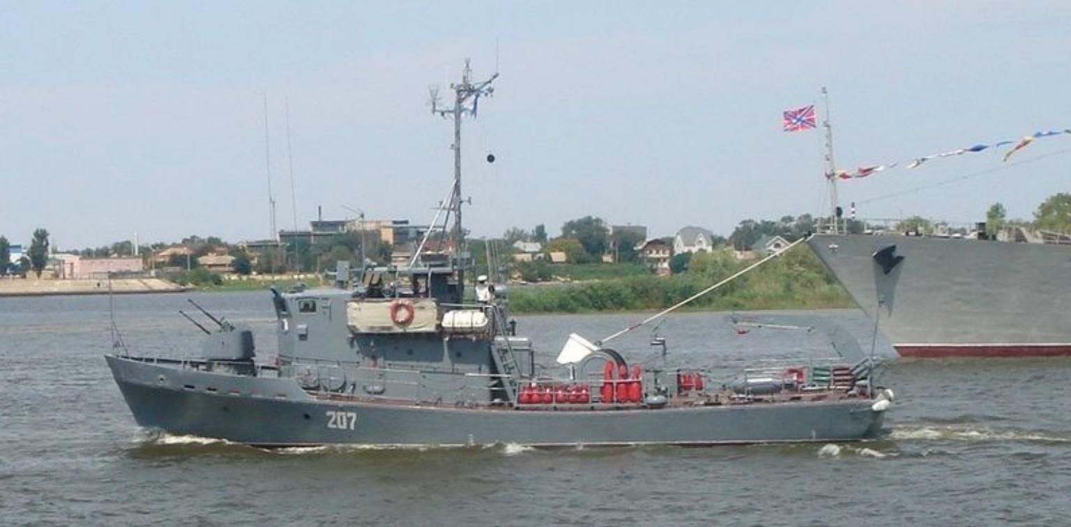 Миноловац типа Корунд Каспијске флотиле